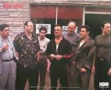 The Sopranos Group Shot