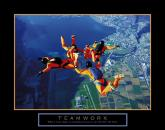 TeamWork Skydivers