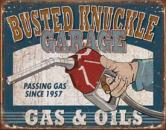 Busted Knuckle Gas And Oil