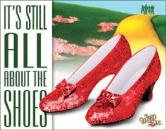 Wizard of OZ - About The Shoes