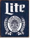 Miller Lite - Bottle Logo