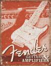 Fender - Weathered - Guitar and Amp