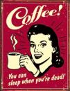 Coffee - Sleep When Dead