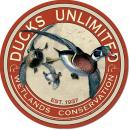 Ducks Unlimited Round