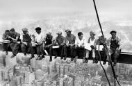 Lunch Atop a Skyscraper c.1932 Charles C. Ebbets