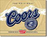 Coors - Label