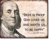 Ben Franklin - Beer