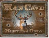 Man Cave - Hunters Only