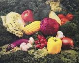 Vegetable Arrangement 2