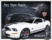 Shelby Mustang You Pick