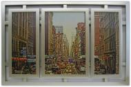 Cityscape triptych Unknown