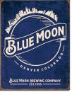 Blue Moon - Skyline Logo