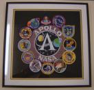 NASA: Apollo Badges