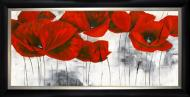 Winter Poppies I Isabelle Zacher-Finet