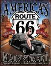 Route 66 America's Main Street
