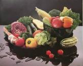 Vegetable Arrangent 1