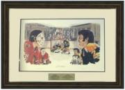 Limited Edition Signed - Phil + Tony Esposito