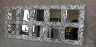 Floral Framed Multi Mirror