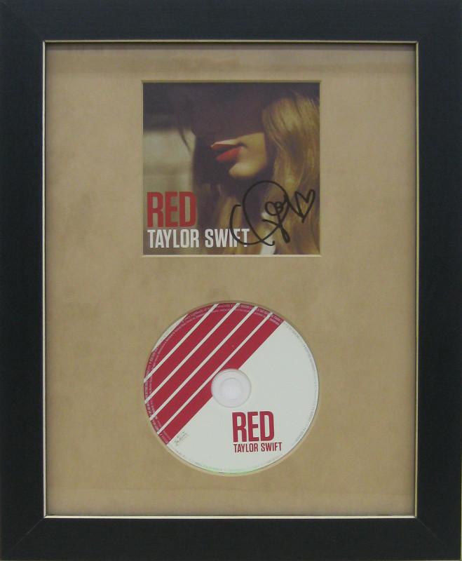 Taylor Swift Memorabilia   Examples   Custom Framing   Pictures ...