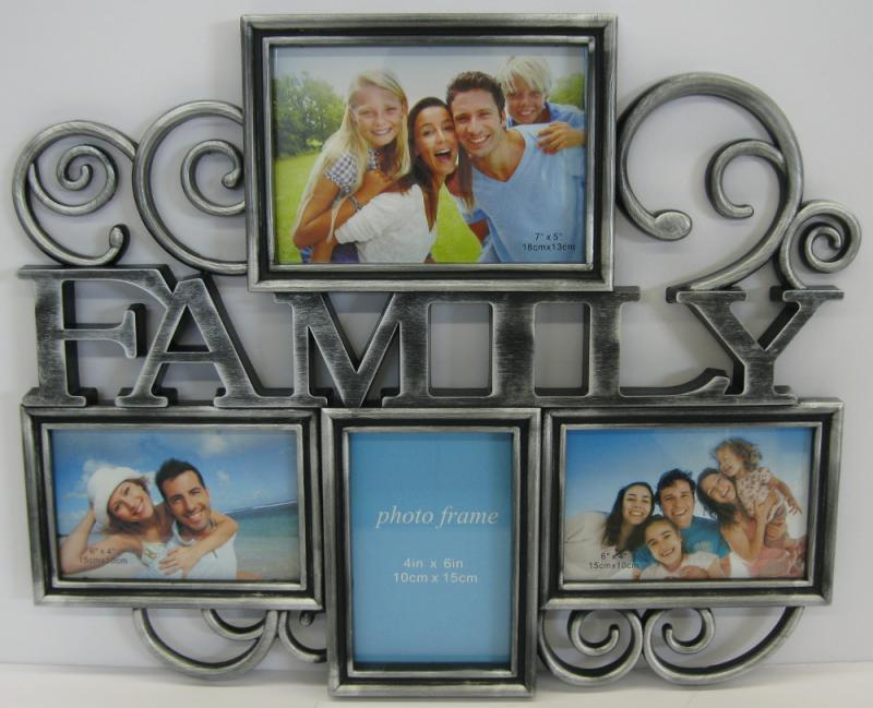 Multi Opening Collage Frames Group Your Photos