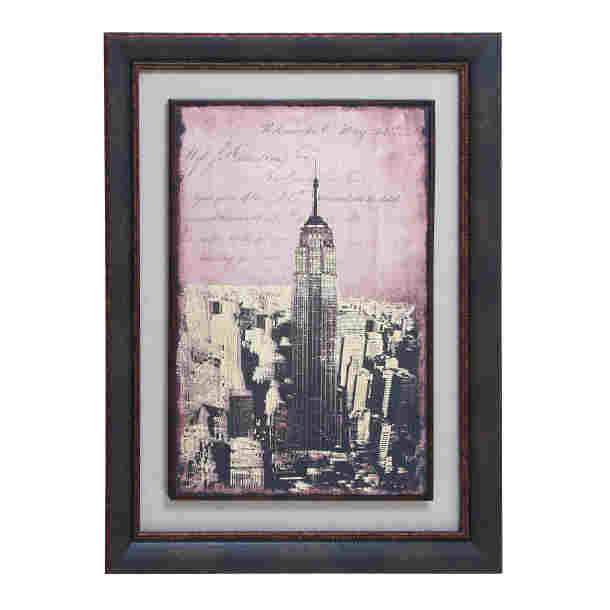 Wall Decor And More: Empire State Building